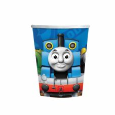 8 Thomas Tank Engine Paper Party Cups